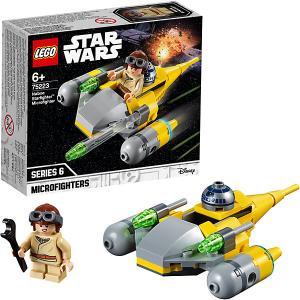 Конструктор  Star Wars 75223: Микрофайтеры: Истребитель с планеты Набу LEGO