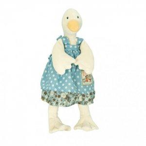 Мягкая игрушка  утка Маленькая Жаннет Moulin Roty