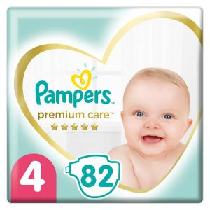 Подгузники  Premium Care (9-14 кг) шт. Pampers