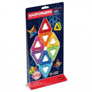 Конструктор  Магнитный Треугольники 8 63085 Magformers