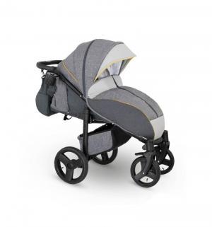 Прогулочная коляска  Elf, цвет: серый джинс/серый Camarelo