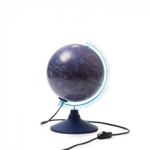 Глобус Звездное небо с подсветкой Классик Евро 210 мм Globen