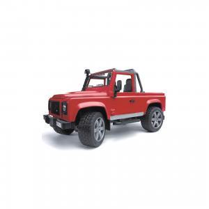 Машинка  Внедорожник-пикап Land Rover Defender Bruder