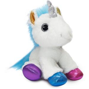 Мягкая игрушка Aurora Единорог, разноцветный, 30 см. Цвет: разноцветный