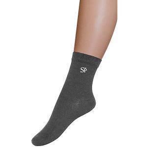 Носки  для мальчика Silver Spoon. Цвет: серый