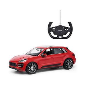 Радиоуправляемая машина  Porsche Macan, 1:14 Rastar. Цвет: красный