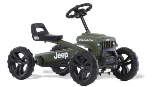 Веломобиль Jeep Buzzy Sahara Berg
