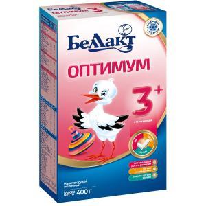 Молочная смесь  Оптимум 3 с 12 месяцев, 400 г Беллакт