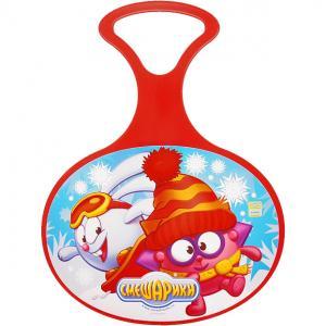 Ледянка Marian-Plast Смешарики, цвет: красный Marian Plast