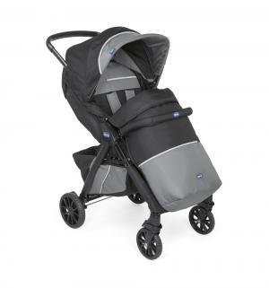 Прогулочная коляска  Kwik.one, цвет: jet black Chicco
