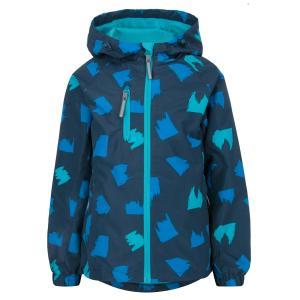 Ветровка , цвет: синий/голубой Crockid