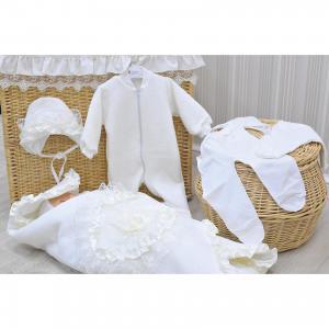 Комплект на выписку одеяло-плед 6-ти, , 168 Холодное лето капитоний GulSara