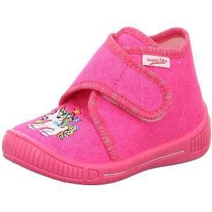 Ботинки Superfit. Цвет: фуксия