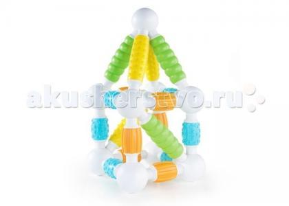 Конструктор  магнитный для малышей Better Builders Grippies 30 деталей Guidecraft