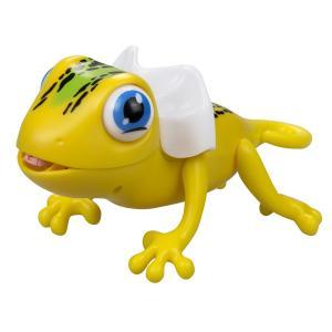 Интерактивная игрушка  Ящерица Глупи Silverlit