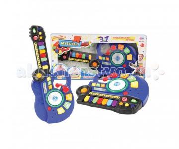Музыкальная игрушка  Я музикант 3 в 1 Play Smart