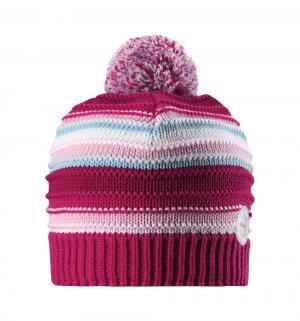 Шапка  Hurmos, цвет: розовый Reima