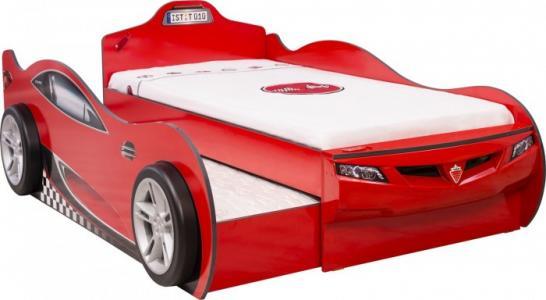 Подростковая кровать  Coupe с выдвижным спальным местом Cilek