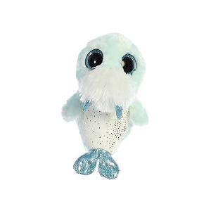 Мягкая игрушка  Юху и друзья Морж, 12 см AURORA