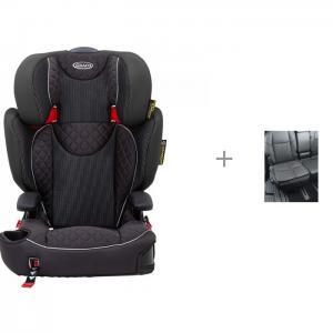 Автокресло  Affix Stargazer и чехол под детское кресло малый АвтоБра Graco