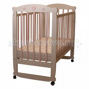 Детская кроватка  02 Цветочек Соня