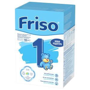 Молочная смесь  LockNutri 1 с рождения, 700 г Friso