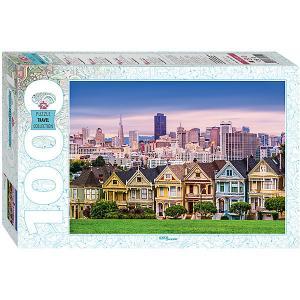 Мозаика puzzle 1000 США. Сан-Франциско Степ Пазл