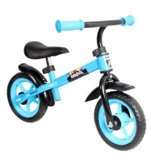 Беговел  KidFun 10, цвет: синий Moby Kids