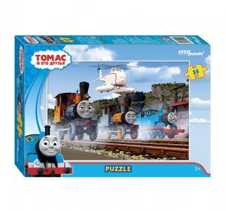 Пазл  Томас и его друзья 35 шт. Step Puzzle