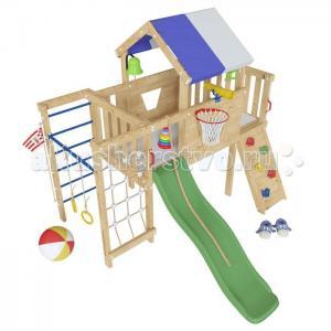 Детский игровой чердак для дома и дачи Винни Самсон