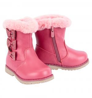 Сапоги , цвет: розовый Сказка
