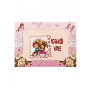 Полотенце махровое в подарочной упаковке Любимой маме TT-45-CT-P8-25 40x70 Dream Time