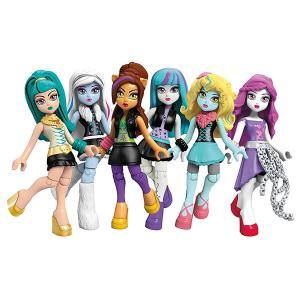 Конструктор Mattel Monster High