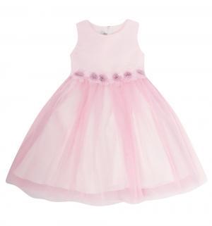 Платье , цвет: розовый Santa&Barbara