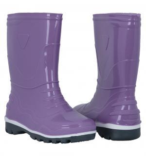 Резиновые сапоги  Step, цвет: фиолетовый Nordman