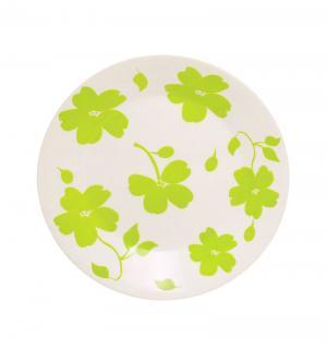Тарелка десертная  Жасмин, диаметр: 19 см Biona