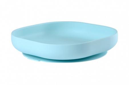 Тарелка из силикона Silicone Suction Plate Beaba