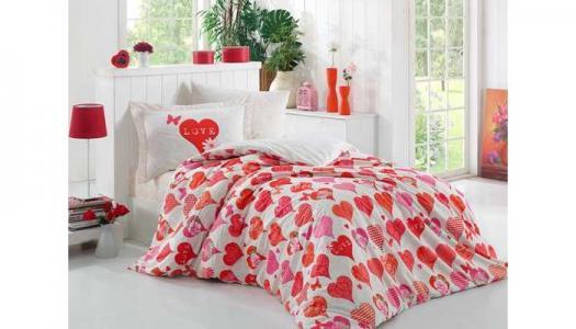 Постельное белье  Vera 1.5-спальное Евро (4 предмета) Hobby Home Collection