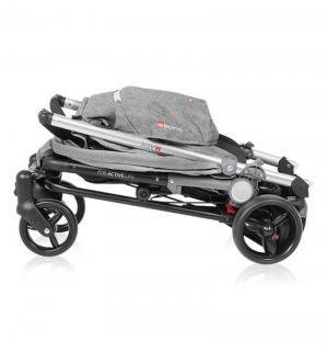 Прогулочная коляска  Magic, цвет: серый Espiro