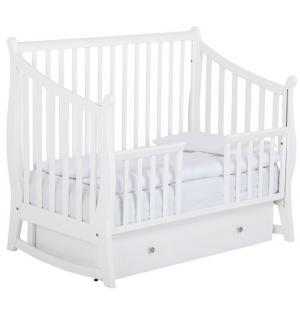Кровать  Maggy, цвет: белый Papaloni