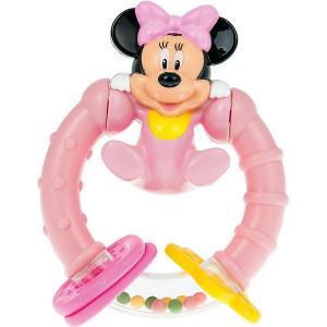Погремушка  Disney Милашка Минни Clementoni