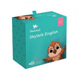 Комплект  «Skylark English» 0+ Умница