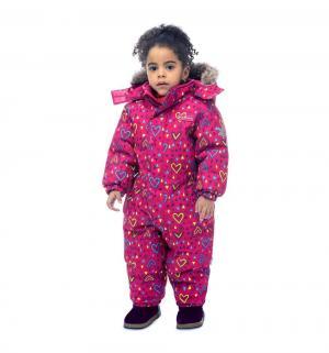 Комбинезон  Малиновый Тимбитс, цвет: розовый Premont