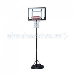 Мобильная баскетбольная стойка Kids4 80x58 см DFC