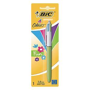 Ручка 4 Колорс фэшн в блистере BIC