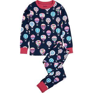 Пижама Hatley. Цвет: разноцветный