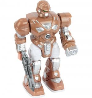 Шагающий робот  коричневый 22.5 см Tongde