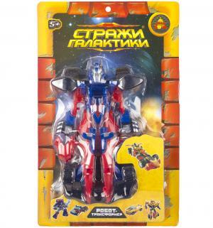 Робот-трансформер  Стражи галактики сине-красный Тилибом