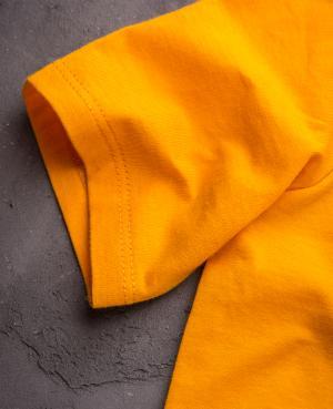 Футболка  Football, цвет: желтый Modniy Juk