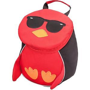 Рюкзак  Mini Animals Кардинал Belmil. Цвет: красный